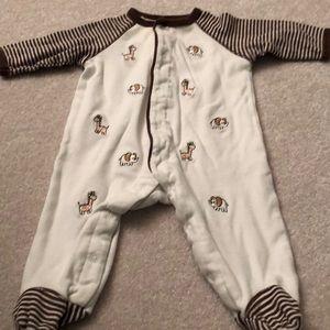 Little me pajamas 3 months